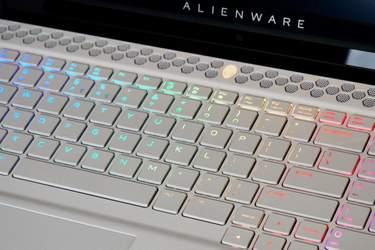 Alienware 51M R2 - Test - Första tankarna om Alienvare M51-R2