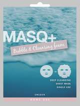 MASQ+ Bubble & Cleansing Foam Sheet Mask 1st