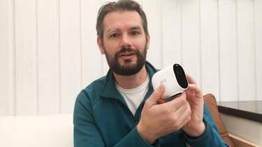 Arlo Essential - Test - hemövervakning utan sladdar