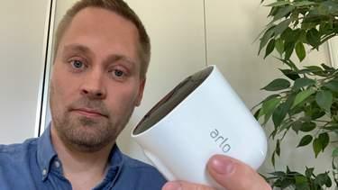 Arlo Pro 3 - Test - hög kvalitet och mycket flexibilitet