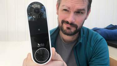 Arlo Wire-Free Video Doorbell - Test - smart dörrklocka med busenkel installation