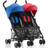 Britax Holiday Double Red/Blue