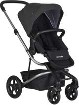 Harvey² Stroller Night Black Platinum Edition One Size