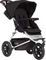 Urban Jungle v3 canvas (Svart Black) en barnvagn från Mountain Buggy