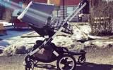 Sophie Nilsson betygsätter bästa barnvagnen för stadsmiljö