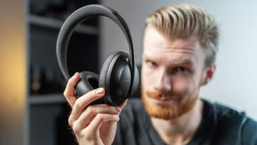 Bose NC Headphones 700 - Test - brusreducering i toppklass