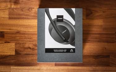 Bose NC Headphones 700 - Test - I kartongen