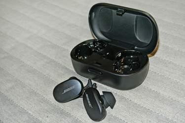 Bose QuietComfort Earbuds - Test - Design som missar målet