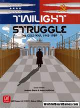 Twilight Struggle en brädspel från Gmt Games