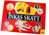 Inkas Skatt en brädspel från Peliko