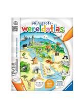 Tiptoi my great world atlas en brädspel från Ravensburger