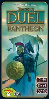 7 Wonders Duel: Pantheon (Exp.) (Sv)