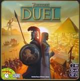 7 Wonders Duel (Sv)
