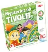 Mysteriet på Tivolit Story Game en Brädspel från Tactic