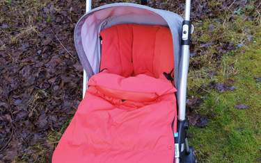 Bugaboo High Performance - Test - Funktioner och knep