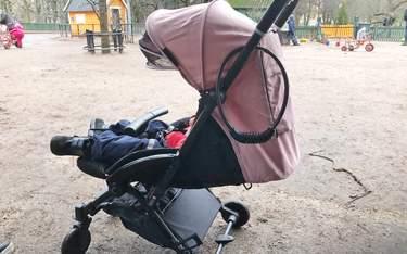 Carena Kobbe Trend - Test - Komfort för barnet