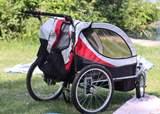 Experter testar Cykelvagnar