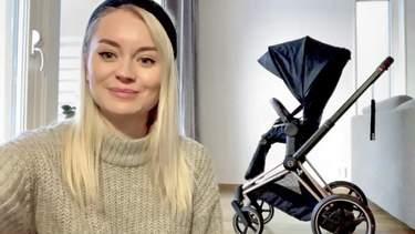 Cybex e-Priam - Test - framtidens barnvagn för den moderna familjen