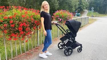 Cybex Priam - Test - en genomtänkt och lyxig barnvagn