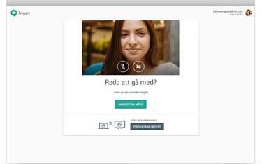 Google Hangouts Meet - Företagens favorit - Dags för videomöte? Här är 4 bra program i coronatider