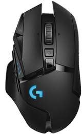 G502 Hero Wireless Lightspeed
