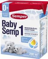 Baby Semp 1, drickfärdig, 200 ml