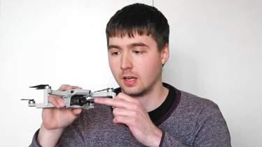Dji Mavic Mini - Test - lättviktsdrönare med stora möjligheter