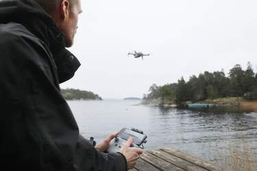 Dji Mini 2 - Test - Flygegenskaper och prestanda