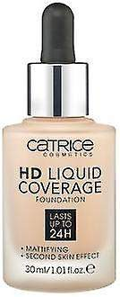 HD Liquid Coverage Foundation 30ml