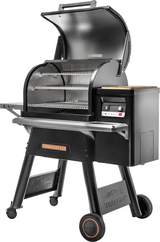Pelletsgrill Timberline 850