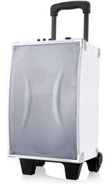 TSBT 100 Portabel högtalare med BT, Vit
