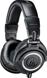 Audio Technica ATH-M50X - Black