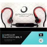 Bluetooth Hörlurar med Mikrofon BML-11-R Röd