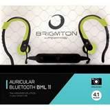 Bluetooth Hörlurar med Mikrofon BML-11-V Green