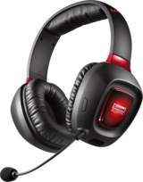 Sound Blaster Tactic3D Rage Wireless V2.0 - Trådlöst headset