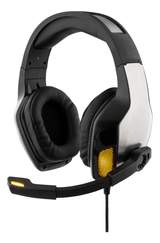 Gaming Headset GAM-026 med Vibration - Svart