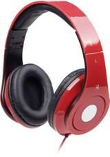 MHS-DTW-R - hörlurar med mikrofon - Svart