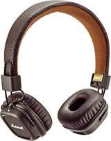 Major II Bluetooth Wireless Headphones Brown