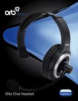 PS4 Elite Chat Headset - Headset - Sony Playstation 4