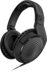 HD 200 PRO Studio Hörlurar Over Ear Svart
