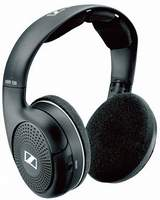Hdr-120 Extra Wireless Headphone en hörlur från Sennheiser