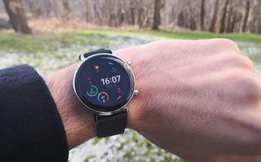 Huawei Watch GT 2 42 mm - Test - Stilren och sportig design