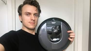 Irobot Roomba i7+ - Test - rent i hörnen utan tjafs