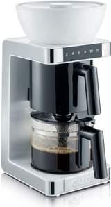 FK701 Kaffebryggare 10 Koppar, Vit
