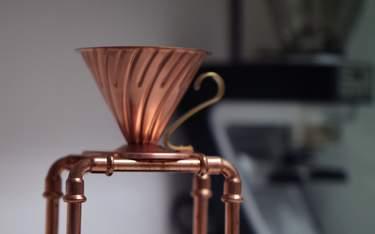 Det prisvinnande receptet - Brygg kaffe som Tetsu Kasuya - kafferecept för pour over
