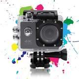 """Sportkamera med 2"""" display, Ultra-HD"""