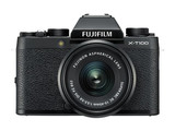 X-T100 + 15-45/3,5-5,6 OIS en kamera från Fujifilm