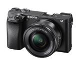 Alpha A6300 + 16-50/3,5-5,6 OSS en kamera från Sony