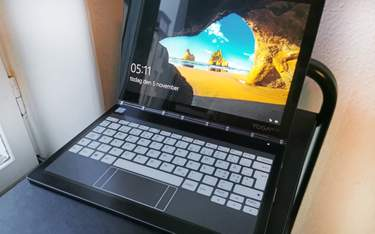 Lenovo Yoga Book C930 - Test - Estetiskt tilltalande