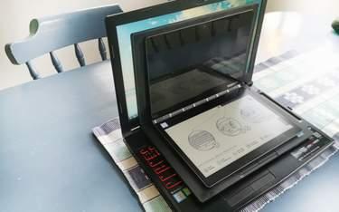 Lenovo Yoga Book C930 - Test - Nämnde jag att den är liten?
